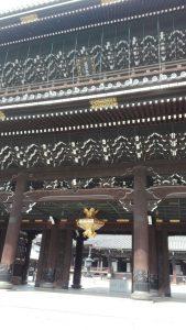 東本願寺へ行こう